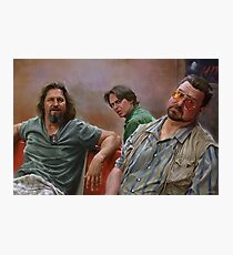 Big Lebowski Photographic Print