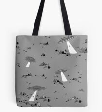 Abduction Party Tote Bag