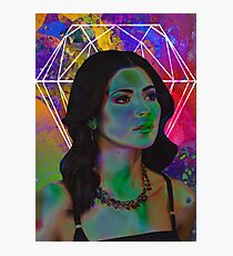 Marina and the Diamonds - Oil Spill  Photographic Print