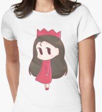 Red Velvet Irene Peek a boo Women's Fitted T-Shirt