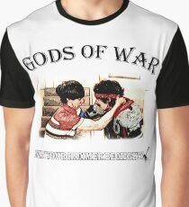 Camiseta gráfica Gods of War - Hot Rod