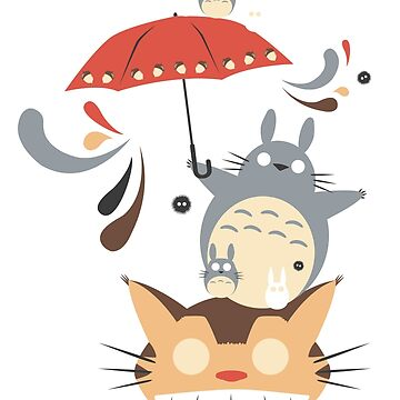 Neighborhood Friends Umbrella by Kannaya