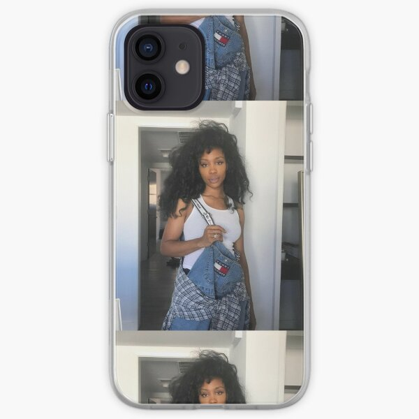 SZA x Overalls iPhone Soft Case
