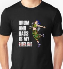D&B Is My Lifeline Unisex T-Shirt