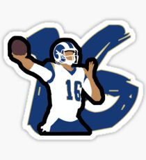 Jared Goff Sticker