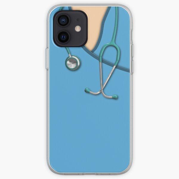Medical Scrubs iPhone Soft Case