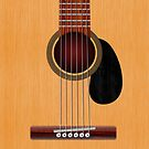 Acoustic Guitar by Packrat