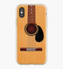 Acoustic Guitar iPhone Case