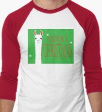 MERRY CHRISTMAS LLAMA T-Shirt