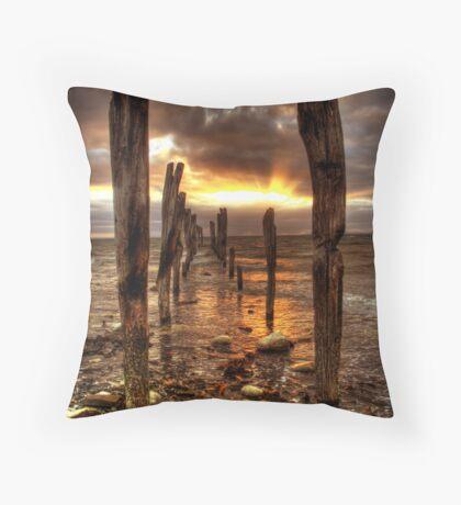 Kangaroo Island Sunrise Throw Pillow