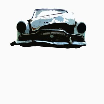 old ford zephyr by alastairc