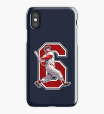 6 - Stan the Man (original) iPhone Case