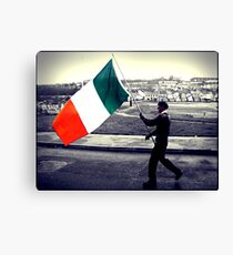 Is Eireannach Me- I am irish Canvas Print
