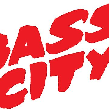 Bass City (Red) by djctoafn