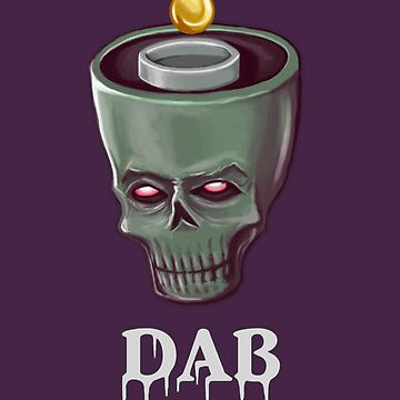 Skeleton Dab by TreeSeed