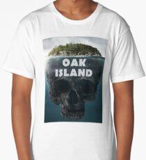 Oak Island Nova Scotia Canada Long T-Shirt