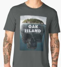 Oak Island Nova Scotia Canada Men's Premium T-Shirt