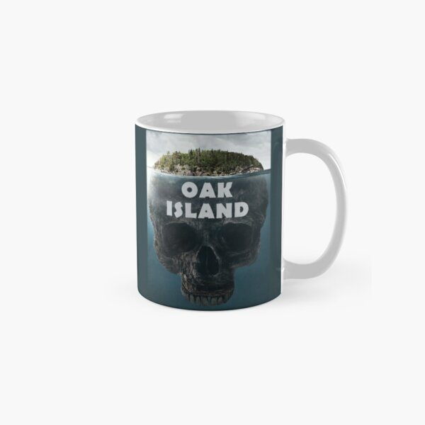 Oak Island Nova Scotia Canada Classic Mug