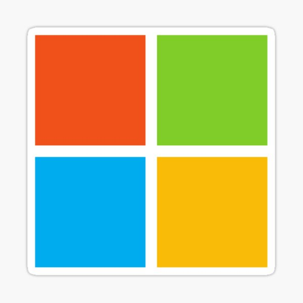 Windows Sticker