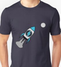 Electroneum. TO THE MOON! Unisex T-Shirt