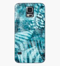 Safari art Hülle & Klebefolie für Samsung Galaxy