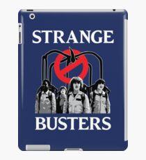 Strange Busters iPad Case/Skin