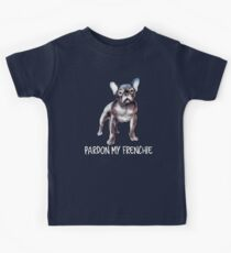 Pardon My Frenchie: French Bulldog  Kids Clothes