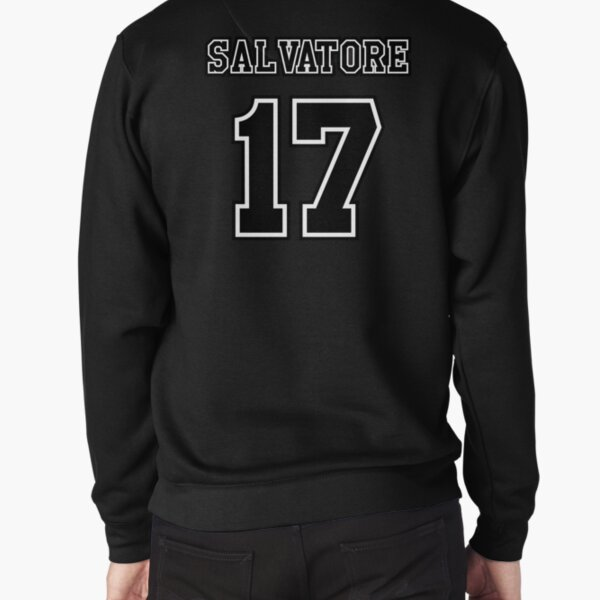 Salvatore Jersey Pullover Sweatshirt