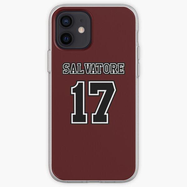 Salvatore Jersey iPhone Soft Case