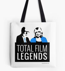 Margaret and David - Total Film Legends Tote Bag