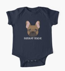 Pardon My Frenchie: The French Bulldog Kids Clothes
