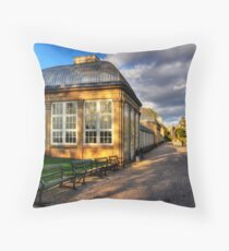 The Glasshouse Throw Pillow