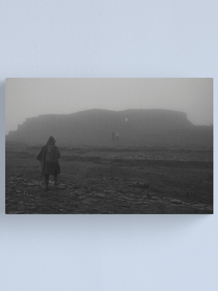 Alternate view of The Ancient Fort of Dun Aengus Canvas Print