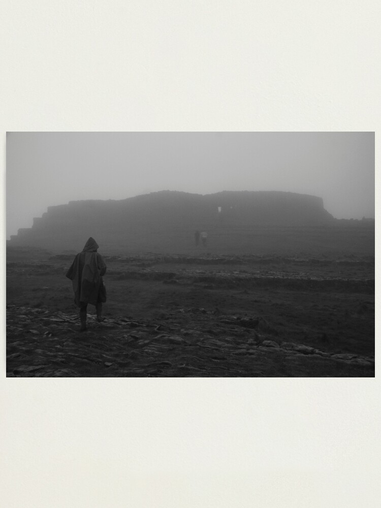 Alternate view of The Ancient Fort of Dun Aengus Photographic Print