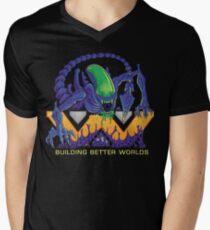 Building Better Worlds - Aliens T-Shirt