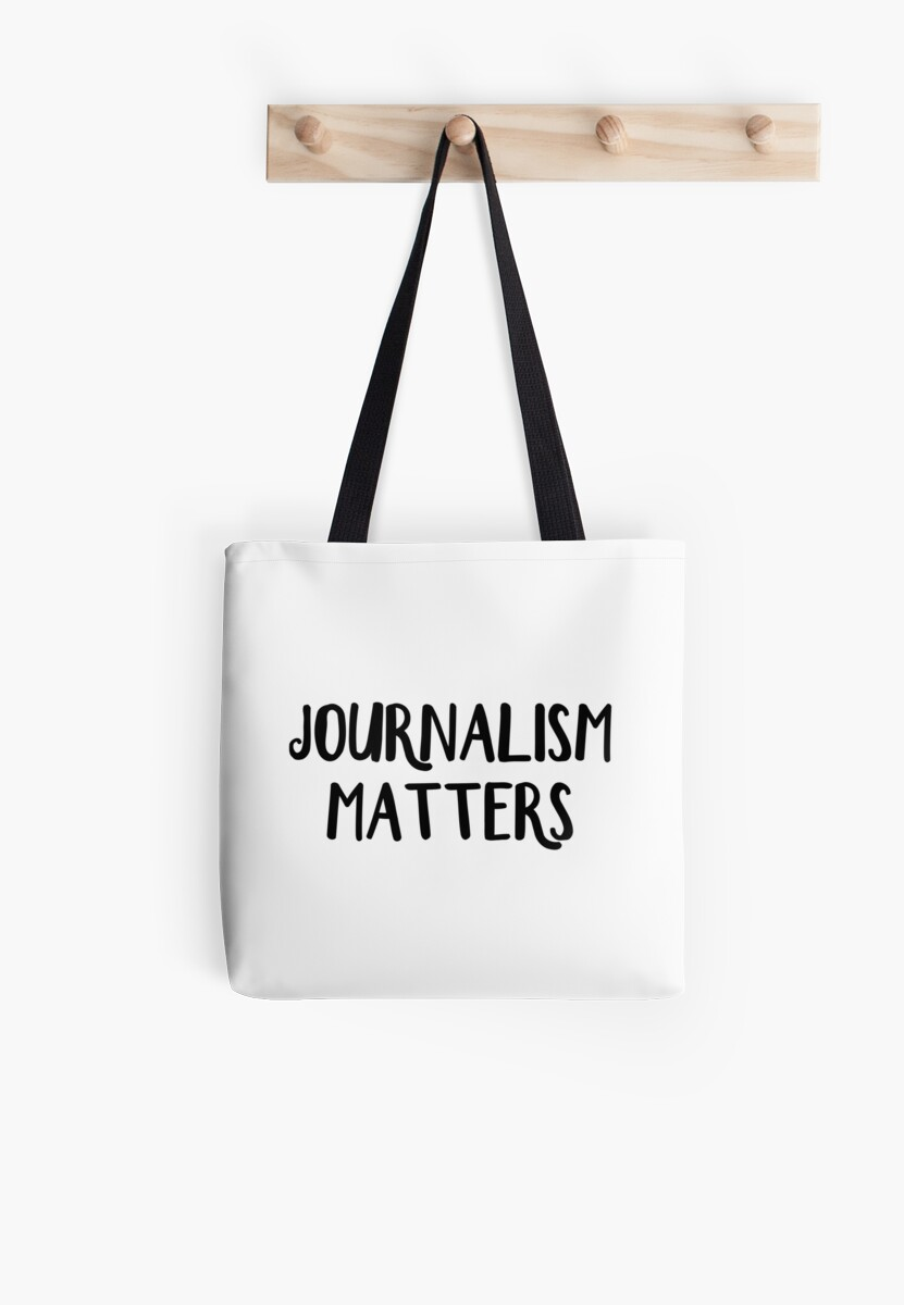 Journalism Matters by allthetees