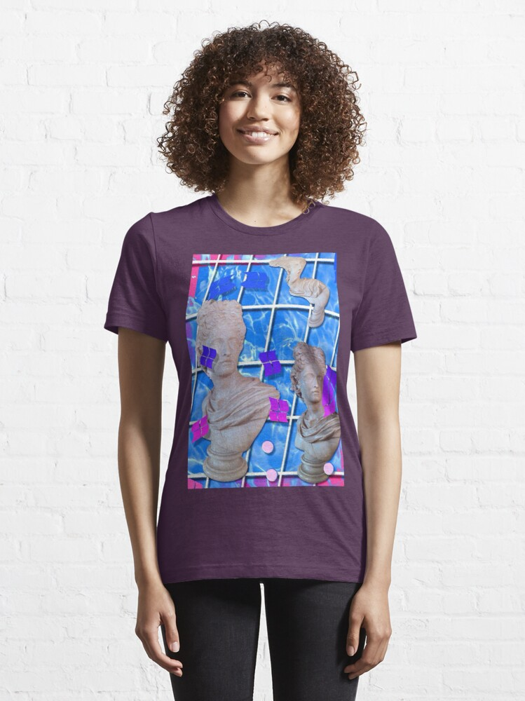 Alternate view of THE BRAIN AESTHETIC Essential T-Shirt