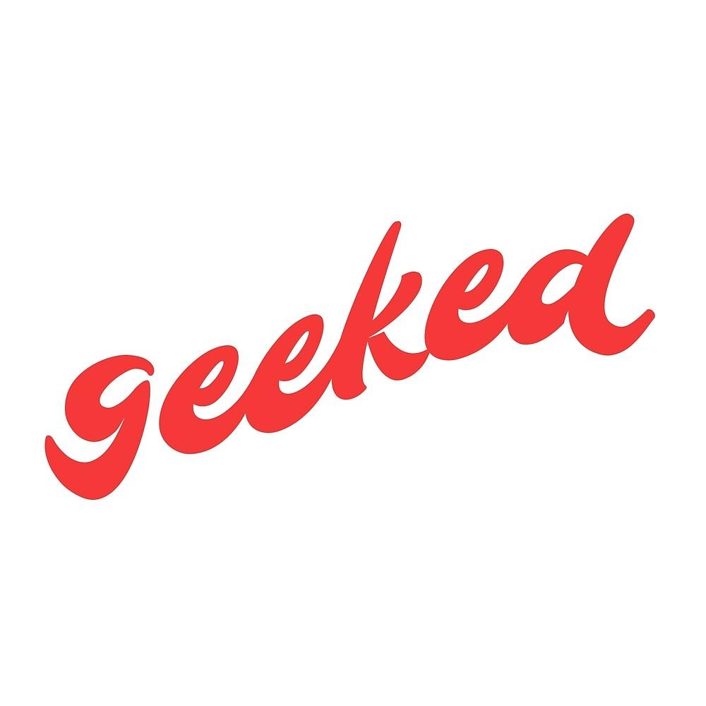 GEEK by kalegarrah