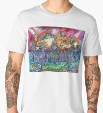 Creature Music Steampunk Tshirt Men's Premium T-Shirt