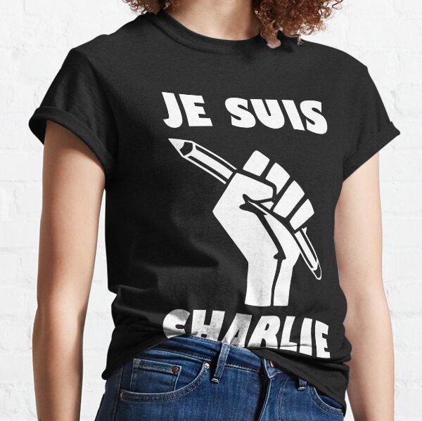 JE SUIS CHARLIE Classic T-Shirt