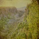 Ouimet Canyon by TingyWende