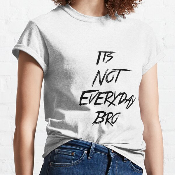 Team 10 tee T-SHIRT MEN AND WOMEN and kids sizes Jake Paul Youtube Everyday bro