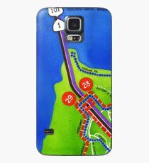 San Francisco map - Presidio Case/Skin for Samsung Galaxy