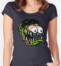 Funny Fink Women's Fitted Scoop T-Shirt