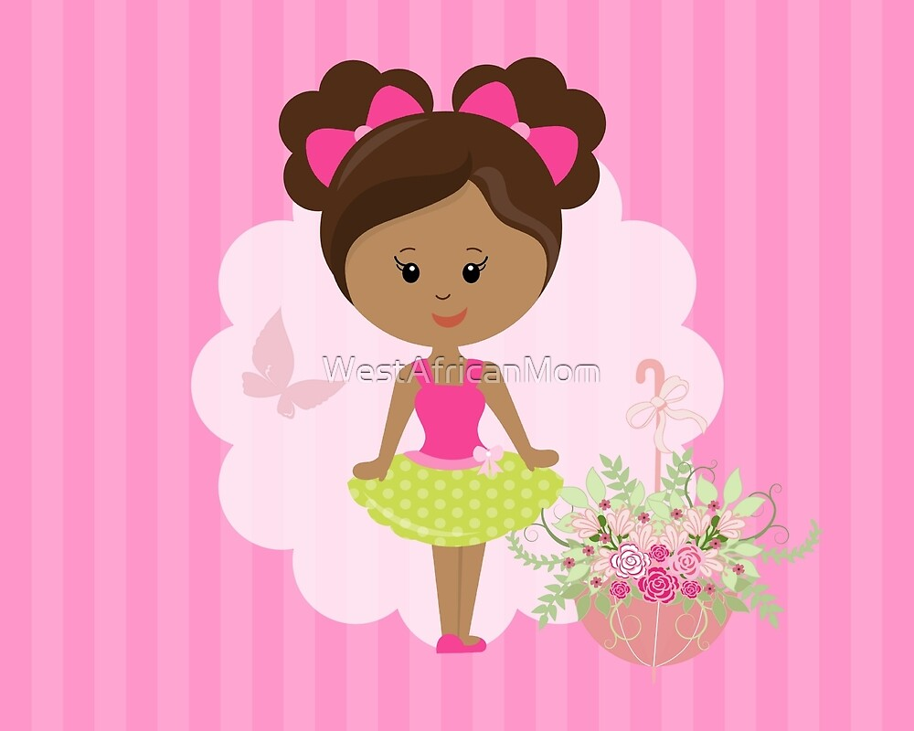 Blossom by WestAfricanMom
