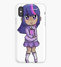 Twilight Chibi  iPhone Case/Skin