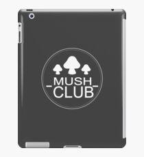 Mush Club Emblem iPad Case/Skin