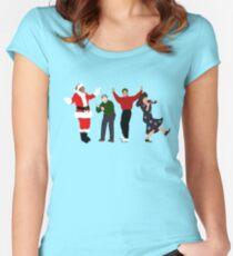 Happy Festivus Women's Fitted Scoop T-Shirt