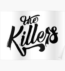 Cut Down The Hits Of The Killer Song Poster