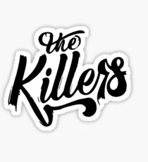 Cut Down The Hits Of The Killer Song Sticker